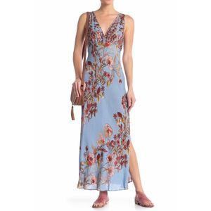 Free People NWT Never Too Late Maxi Slip Small